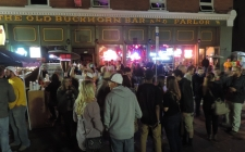 UWYO Homecoming Street Dance 2014